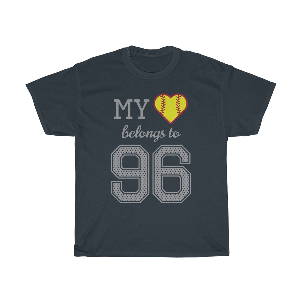 My heart belongs to 96