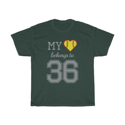 My heart belongs to 36