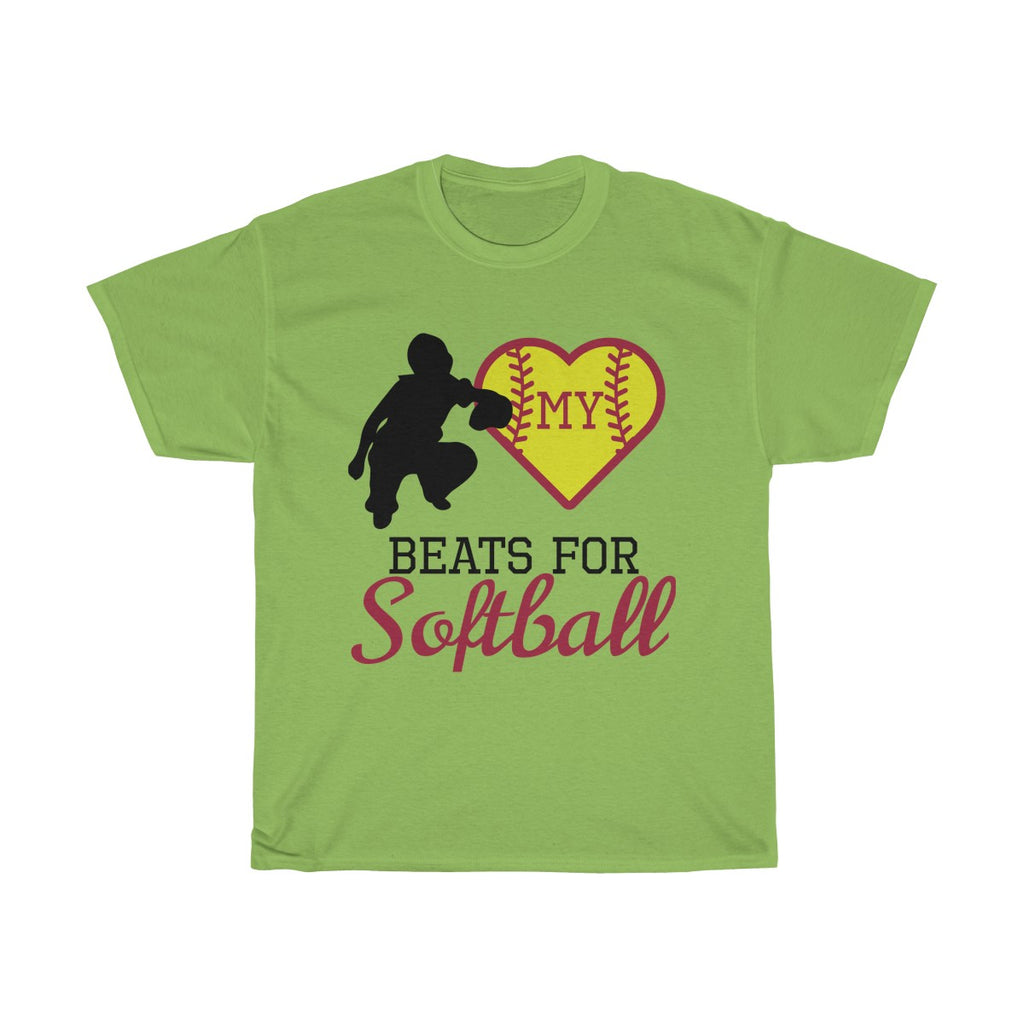 My heart beats for softball (catcher)