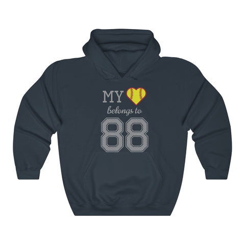 My heart belongs to 88