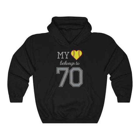 My heart belongs to 70