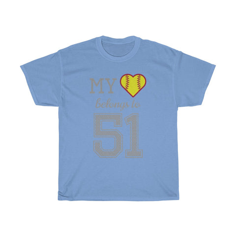 My heart belongs to 51