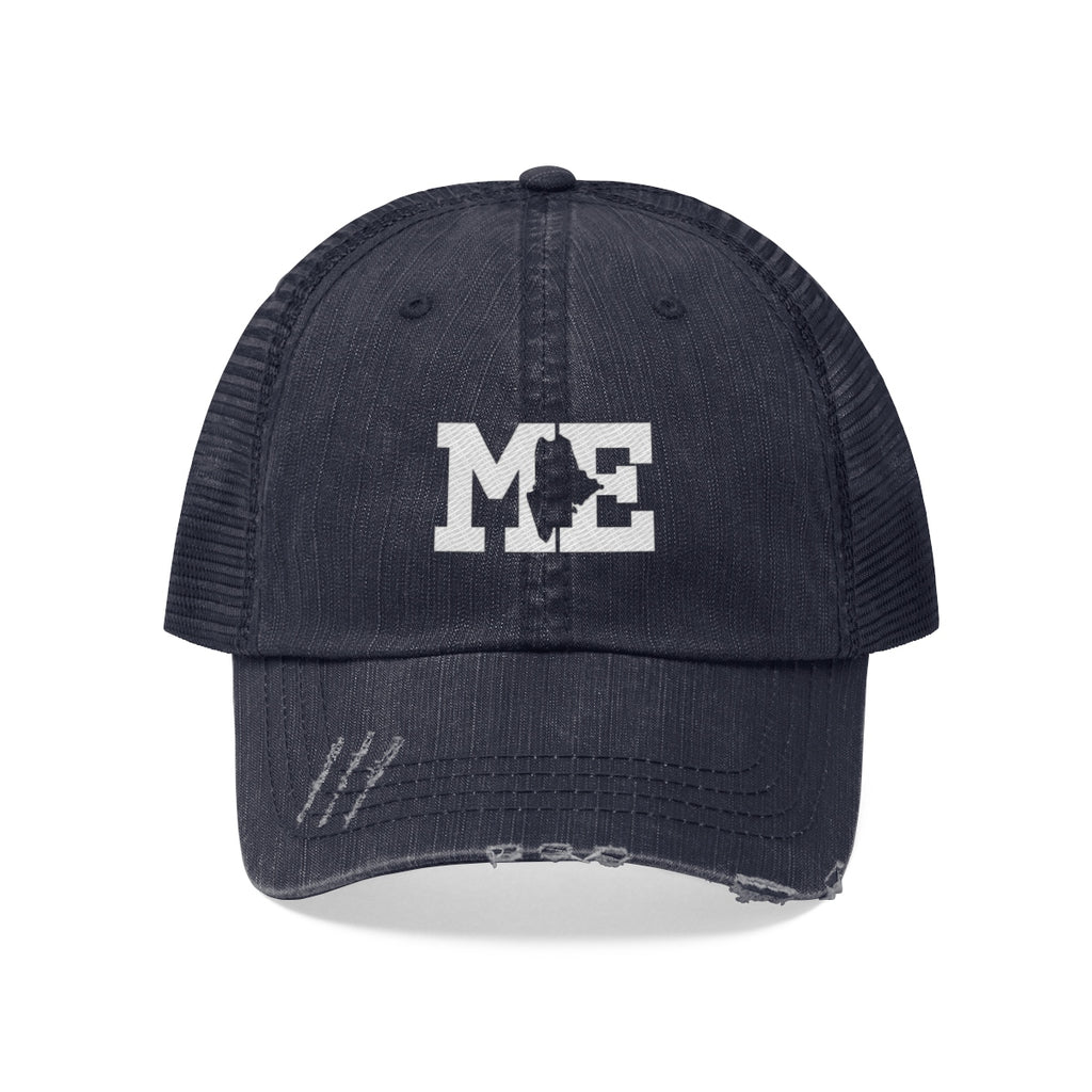 Unisex Trucker Hat - Maine