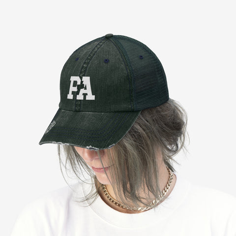 Image of Unisex Trucker Hat - Pennsylvania