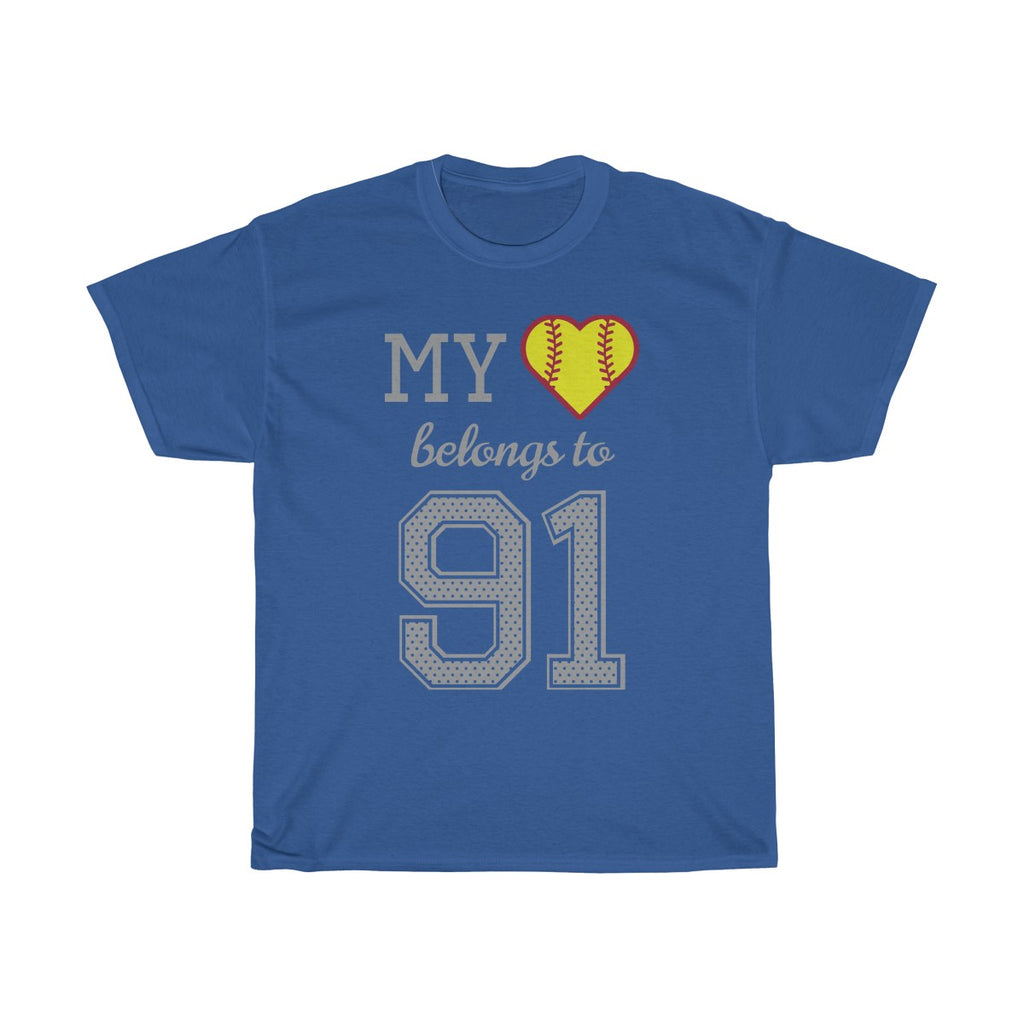 My heart belongs to 91