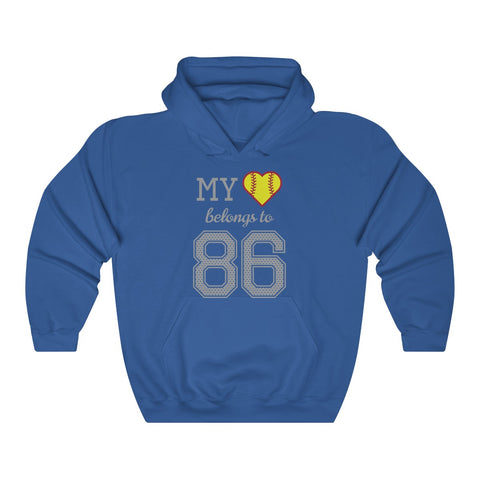 Image of My heart belongs to 86