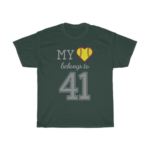 Image of My heart belongs to 41
