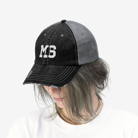 Image of Unisex Trucker Hat - Mississippi