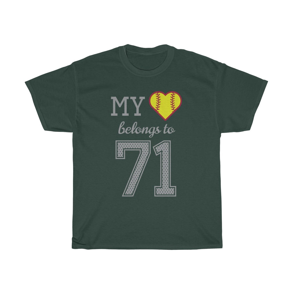 My heart belongs to 71