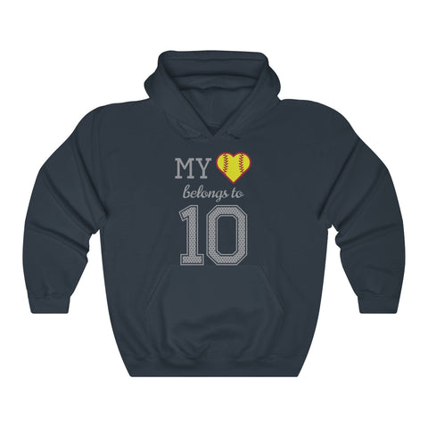 Image of My heart belongs to 10
