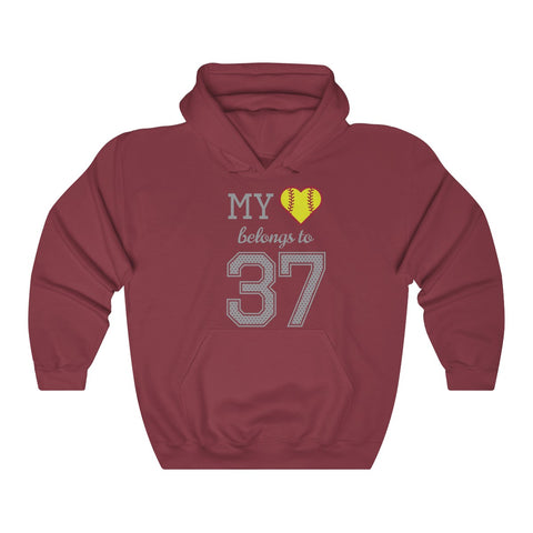 Image of My heart belongs to 37