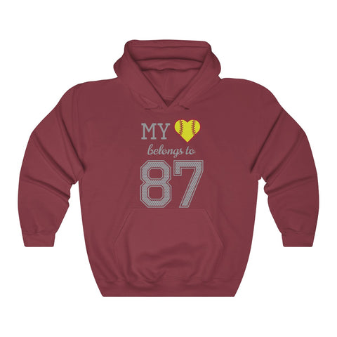 My heart belongs to 87