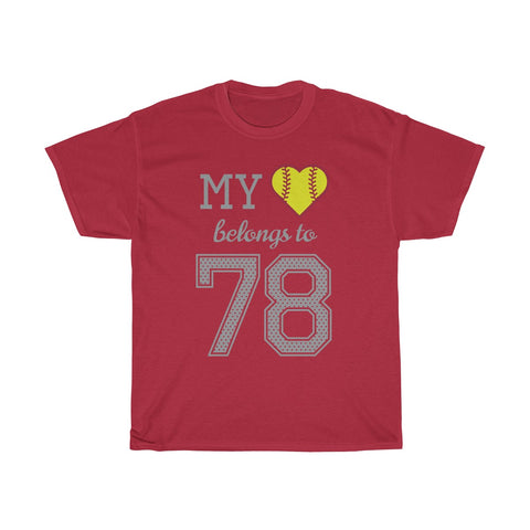 My heart belongs to 78