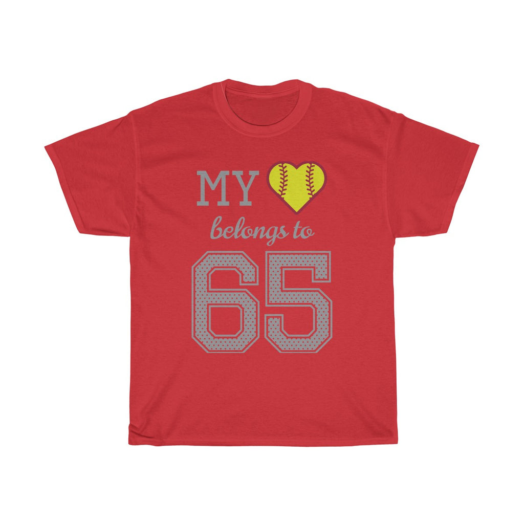 My heart belongs to 65