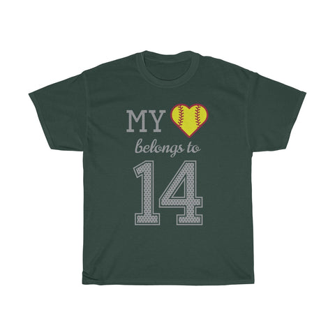 Image of My heart belongs to 14