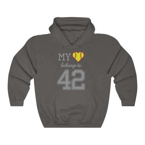 My heart belongs to 42