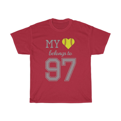 Image of My heart belongs to 97