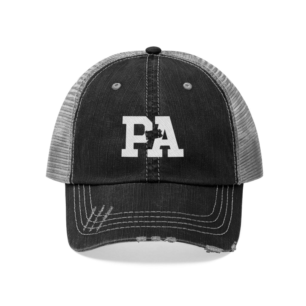 Unisex Trucker Hat - Pennsylvania
