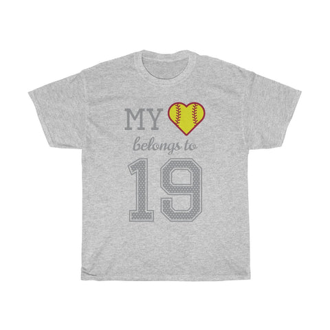 Image of My heart belongs to 19