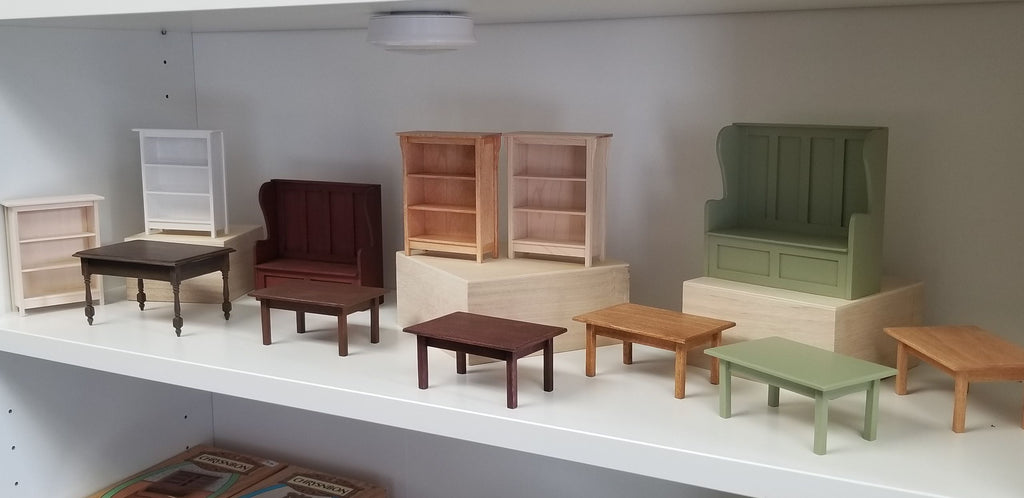1/12 Scale Furniture