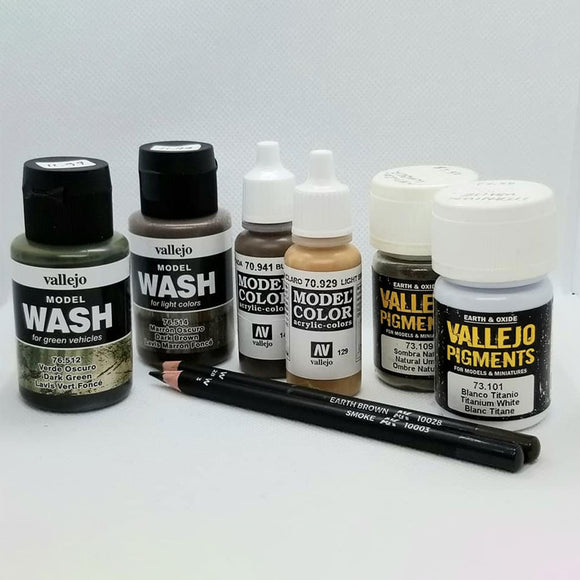 Paints, Pigments and Finishes