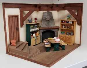 Country Kitchen - Vignette