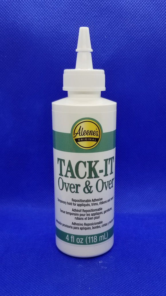 Tack-It Over & Over