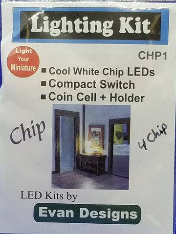 LED Light - Cool White - Chip (4)