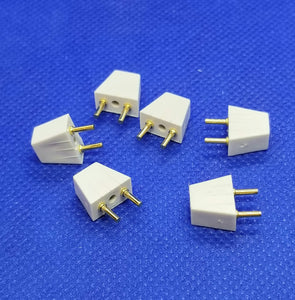 Male Plugs for 12 Volt Systems