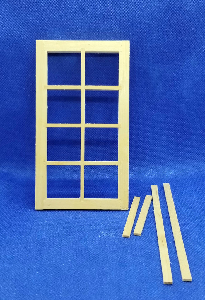 8-Pane Window Freedom Miniatures