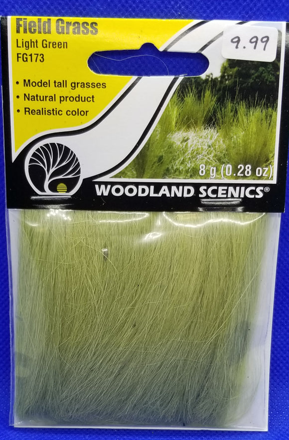 Landscaping - Field Grass, Light Green