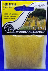 Landscaping - Field Grass, Harvest Gold