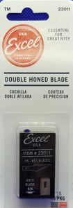 #11 Double Honed Blades - 15 Pack Freedom Miniatures