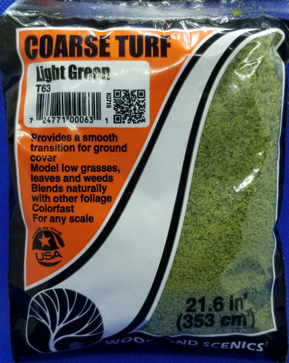 Landscaping - Coarse Turf, Light Green