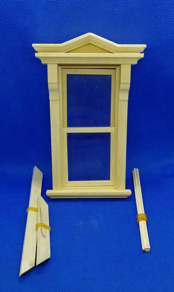 Elegant Victorian Working Window