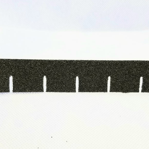1/12 Scale Miniature Black Square Asphalt Shingles