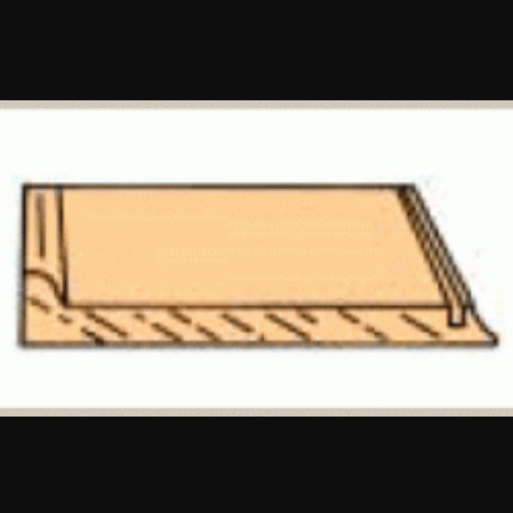 Basswood - Trim - Baseboard - BBE16
