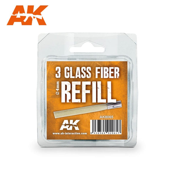 Glass Fibre Pencil Refill -  AK Interactive