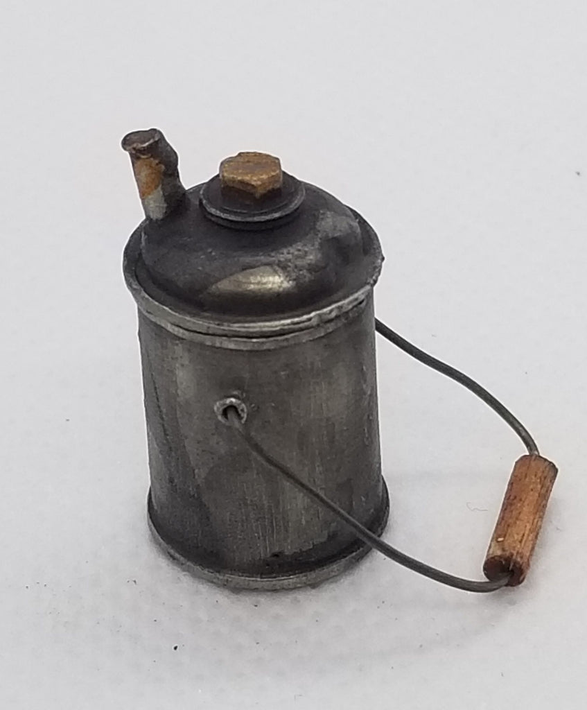 Antique Can #846 by Sir Thomas Thumb Side View Freedom Miniatures