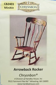 Chrysnbon Arrowback Rocker Kit