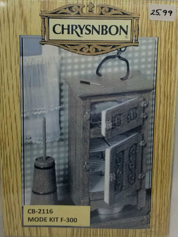 Chrysnbon Ice Box Kit