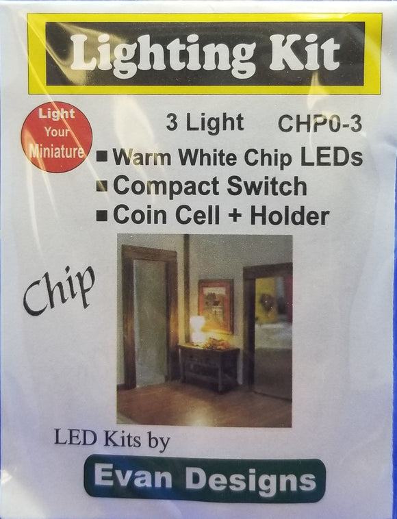 LED Light - Warm White - Chip (3)