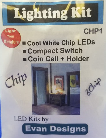 LED Light - Cool White - Chip (3)
