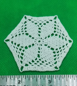 Doily - Crocheted - Handmade