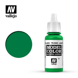 Vallejo Model Color Paint 70.942 - Light Green
