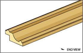 Basswood - Trim - Picture Frame