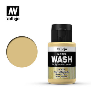 Vallejo Model Wash 76.522 - Desert Dust