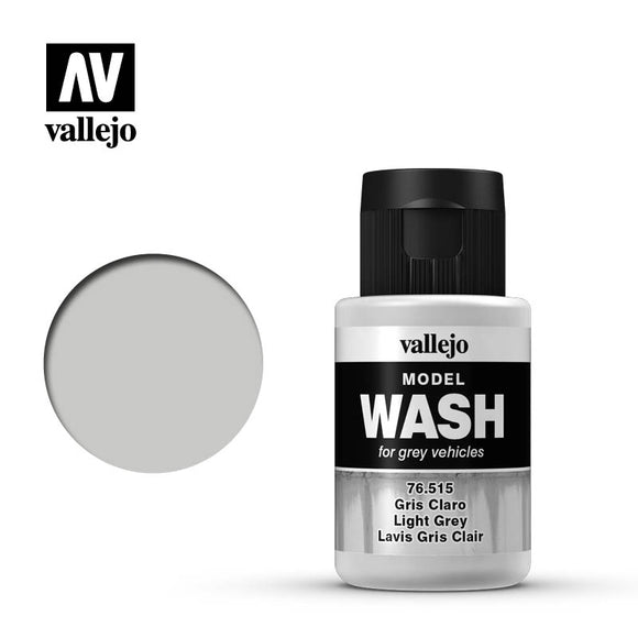Vallejo Model Wash 76.515 - Light Grey