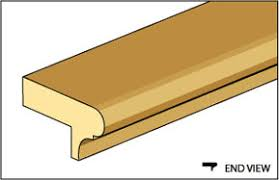 Basswood - Trim - Wainscot Trim