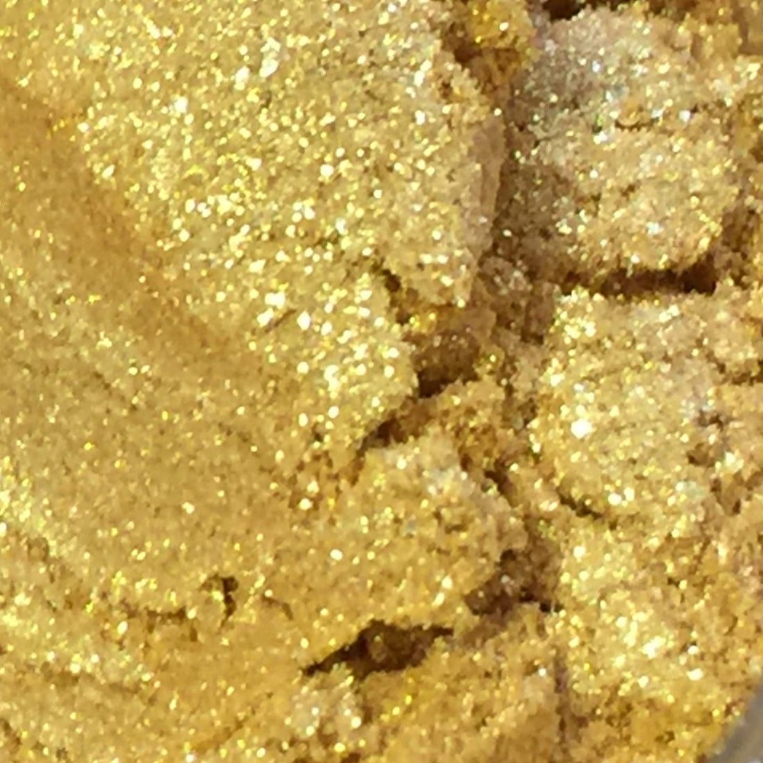 Shimmer Gold Mica - Ethically Sourced and Cruelty Free